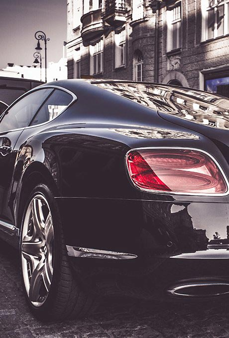 Bentley Car Valeting